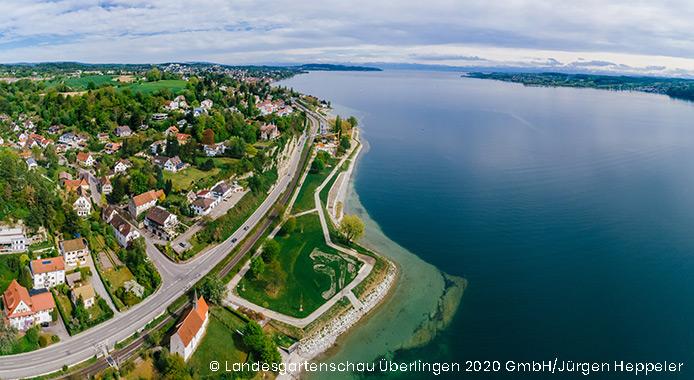 Uferpark Landesgartenschau Überlingen